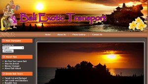 Exotic Tours